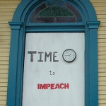 Time to Impeach image