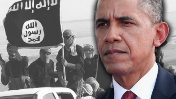 Obama aiding and abetting ISIS—Call Your Reps Now!