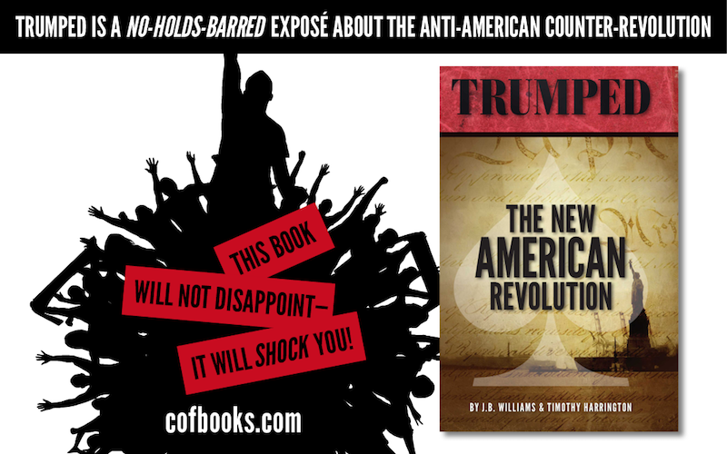 Read TRUMPED: The New American Revolution